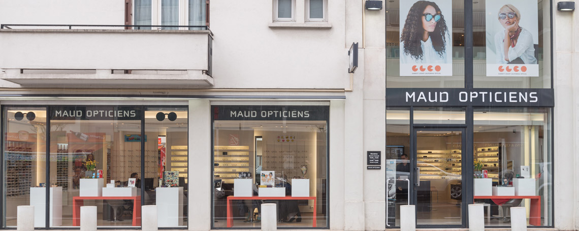 Maud Opticians Ramonville Saint Agne