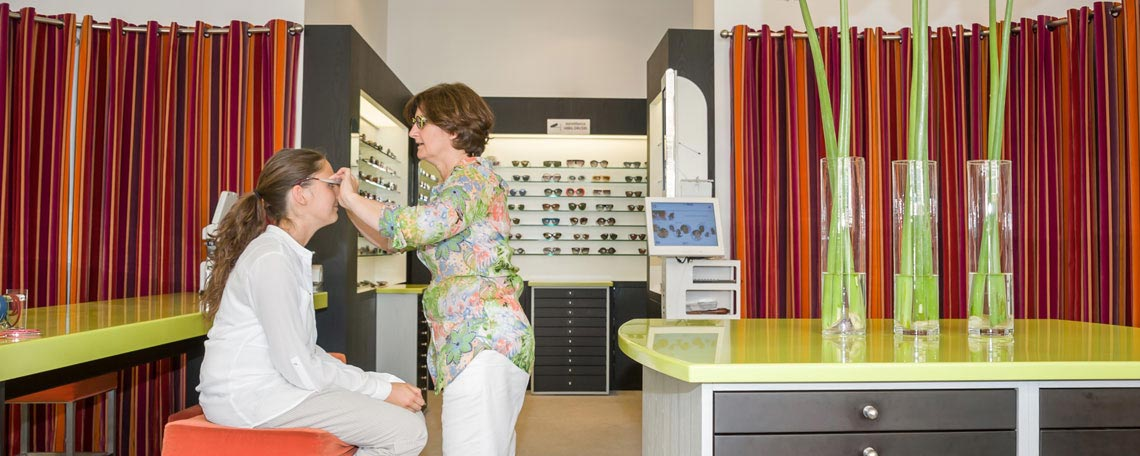Sandie Clément Opticiens in Geneva