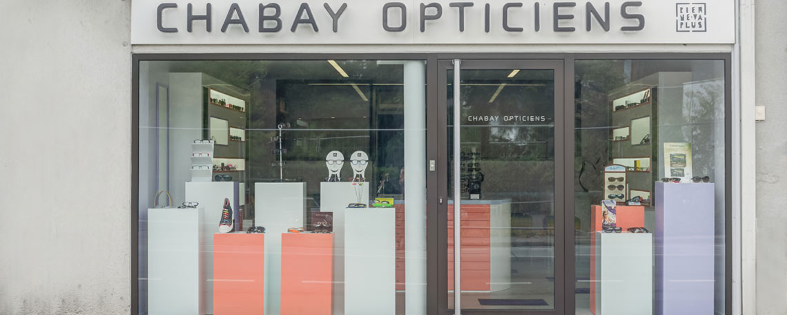 Chabay Opticiens St Etienne de Montluc