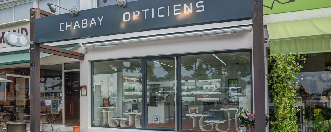 Chabay Opticiens à Sautron