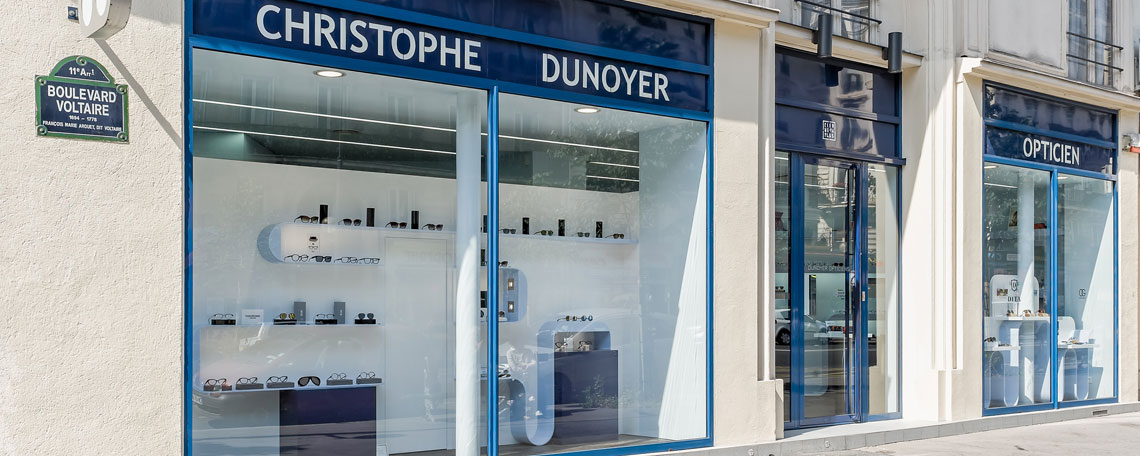 Dunoyer Opticiens à Paris