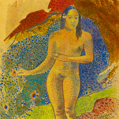 Exhibition Grenoble from Delacroix to Gauguin 2018