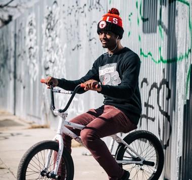 Preferred Mode NY Bike style