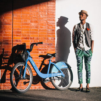 Prefered Mode NYC Bikes style