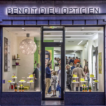 Benoit Dieu Opticien Namur