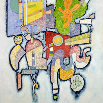 Kandinsky 1933