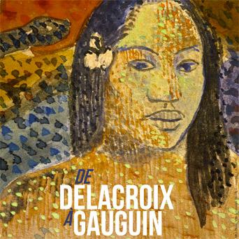 De Delacroix à Gauguin Grenoble