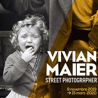 Vivian Maier exposition Grenoble