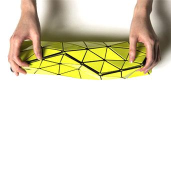 sac Distorsion par Issey Miyake